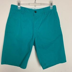 Hawkings McGill- Teal Shorts size 30
